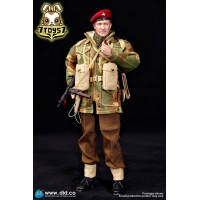 DID 1/6 K80135 WWII British 1st Airborne Division Red Devils Commander - Roy_ Box Set _DD097Z