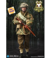 [Pre-order] DID 1/6 K80136 WWII British 1st Airborne Division Red Devils Segreant - Charlie_ Box Set _DD098Z