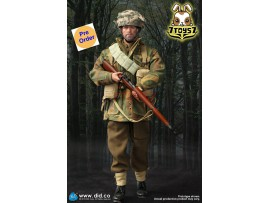 [Pre-order] DID 1/6 K80136 WWII British 1st Airborne Division Red Devils Segreant - Charlie_ Box Set _DD098Z