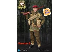 [Pre-order] DID 1/6 K80136B WWII British 1st Airborne Division Red Devils Segreant - Charlie_ Version B Box Set _DD098Y