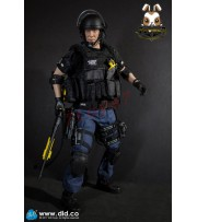 DID 1/6 MA1008 LAPD SWAT 3.0 - Takeshi Yamada_ Box Set _DD084Z