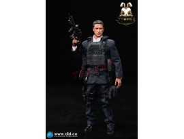 DID 1/6 MA80119S Secret Service Special Agent - Mark_ Box Set Special _US DD070Z
