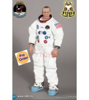 DID 1/6 NA002 Apollo 11 Astronauts - Lunar module pilot Buzz Aldrin_ Box Set _DD100B