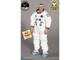 [Pre-order deposit] DID 1/6 NA002 Apollo 11 Astronauts - Lunar module pilot Buzz Aldrin_ Box Set _DD100B