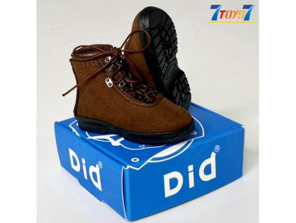 DID 1/6 OA60001 Official Accessories Set Hiking Boots_ Set _DD113Z