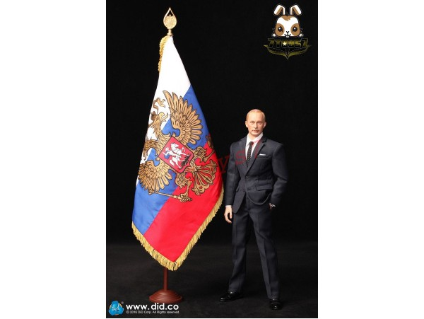 DID 1/6 President of Russia: Vladimir Putin_ simple Box _politic leader DD065Z
