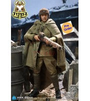 [Pre-order] DID 1/6 R80139 Battle of Stalingrad 1942 Vasily Grigoryvich Zaytsev: 10th Anniversary_ Box Set _Weathering Ver DD101Z