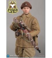 DID 1/6 R80139 Battle of Stalingrad 1942 Vasily Grigoryvich Zaytsev: 10th Anniversary_ Box Set _Clean Ver DD101Y