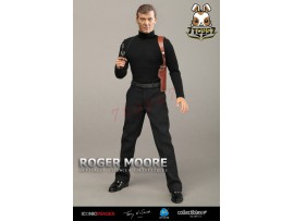 DID 1/6 RM001 Roger Moore Officially Licensed Action Figure_ Box Set _Agent 007 Now DD086Z