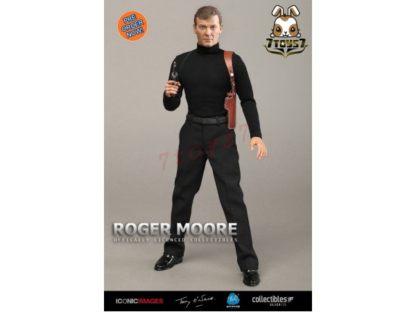 [Pre-order] DID 1/6 RM001 Roger Moore Officially Licensed Action Figure_ Box Set _DD086Z