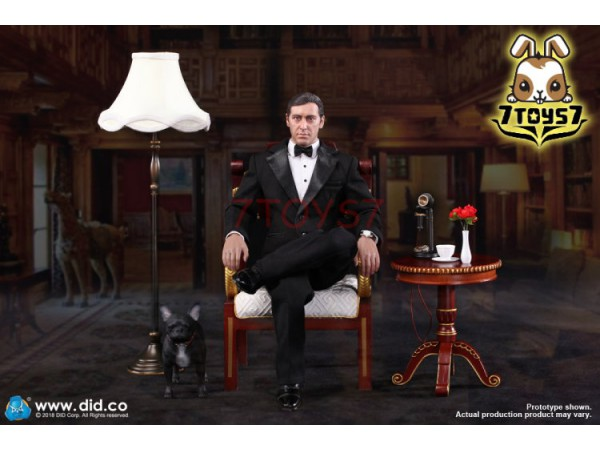 DID 1/6 T80128S Chicago Gangster 3 - Michael_ Deluxe Box Set _Now DD095Z