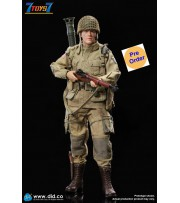 [Pre-order deposit] DID 1/12 XA80001 PALM HERO WWII US 101st Airborne Division - Ryan_ Box Set _DD109Z