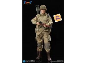 [Pre-order deposit] DID 1/12 XA80001 PALM HERO WWII US 101st Airborne Division - Ryan_ Box Set _DD109Z