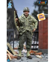 [Pre-order deposit] DID 1/12 XA80010 PALM HERO WWII US 2nd Ranger Battalion Series 1 - Captain Miller_ Box Set _DD128Z