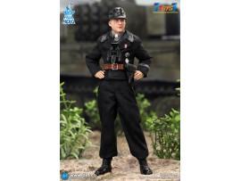 DID 1/12 XD80004 PALM HERO WWII German - Panzer Ace Michael Wittmann_ Box Set _DD120Z