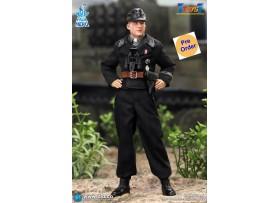 [Pre-order deposit] DID 1/12 XD80004 PALM HERO WWII German - Panzer Ace Michael Wittmann_ Box Set _DD120Z