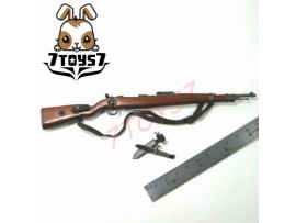 DID 1/6 D80079 Captain Dan_ K98 Rifle w/ Dagger _WWII German Now DD020I