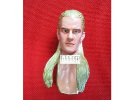 DID 1/6 LOTR_ Headsculpt of LEGOLAS _Lord of the Rings DDX06E