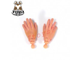 DID 1/6 YuQuan_ Hand pairs x 2 _old toys DDX86R