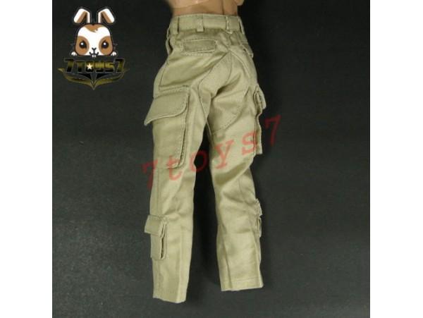 DID 1/6 BMX Rider_ Khaka Pants _Fashion DDX88G