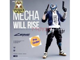 [Pre-order] Devil Toys 1/6 Mecha will rise - Carbine_ Box Set _DL012X