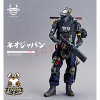 Devil Toys 1/6 The Neo Japan 2202 - Neo Keisatsu_ Box Set _Now DL010Z