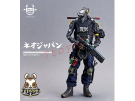 Devil Toys 1/6 The Neo Japan 2202 - Neo Keisatsu_ Box Set _Now DL010Z