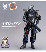 [Pre-order] Devil Toys 1/6 The Neo Japan 2202 - Neo Keisatsu_ Box Set _DL010Z