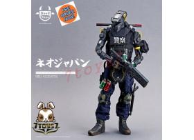 [Pre-order] Devil Toys 1/6 The Neo Japan 2202 - Neo Keisatsu_ Box Set _DL010Z