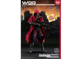 [Pre-order deposit] Devil Toys 1/6 War of Order 4 - The Perfect Master (Revenge Edition)_ Box Set _WOO DL015Z