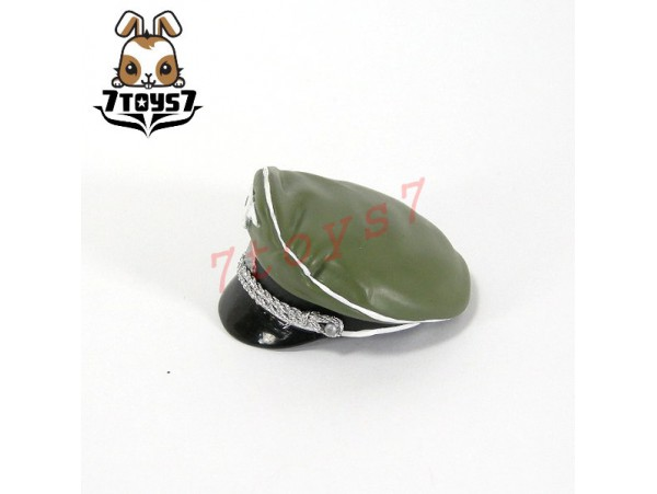 Dragon 1/6 Elite Officer_ Visor Cap _German WWII Now DAX19B