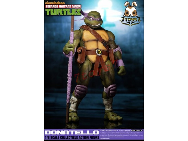 DreamEX 1/6 TMNT Teenage Mutant Ninja Turtles - Donatello_ Box Set _Now DX006V