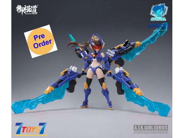 [Pre-order deposit] Eastern Model 1/12 A.T.K GIRL TITANS (PLAMO) - Oversea Version_ Model Kit Set _DMS018Z
