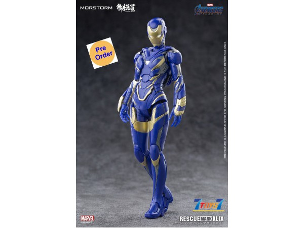 [Pre-order deposit] Eastern Model 1/9 Avengers Endgame Rescue Mark 49_ Model Kit _DMS014Z
