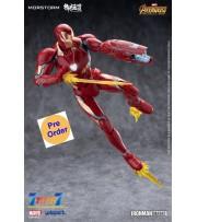 [Pre-order deposit] Eastern Model x Morstorm Iron Man MK50 - PLAMO Normal Version_ Model Kit _Yolopark DMS020Z