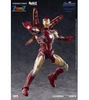 Eastern Model x Morstorm Iron Man MK85 - PLAMO Normal Version_ Model Kit _Yolopark DMS010Z