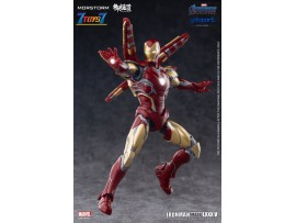 Eastern Model x Morstorm Iron Man MK85 - PLAMO Normal Version_ Model Kit _Yolopark DMS010Z