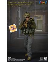 [Pre-order deposit] Easy&Simple 1/6 26044B SMU Tier1 Operator Prt XII The Evacuation Team_ Box Set _EE046Y