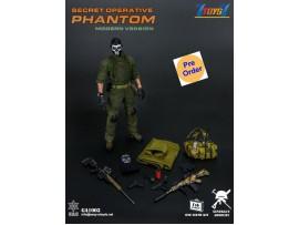 [Pre-order deposit] Easy&Simple 1/6 Secret Operative Phantom (Modern Version)_ Box Set _EE024Z