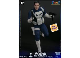 [Pre-order deposit] Ekuaz Studio 1/12 EKS06 The Revenger Arcade Video Games Series_ Box Set _EK002Z