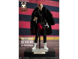 JD Studio x YG Entertainment 1/6 BigBang - G-Dragon_ Box w/ Tee _Commemorative edition EB057A
