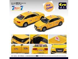[Pre-order deposit] Era Car 1/35 AUDI A6 Taiwan Taxi Sp_ Diecast Model Car _ER018A