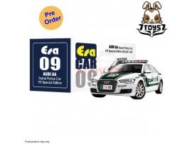 [Pre-order] Era Car 1/64 AUDI A8 - Dubai Police Car_ Diecast Model Car _ER003D