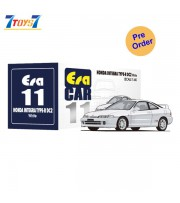 [Pre-order deposit] Era Car 1/64 11 Honda Integra Type-R DC2_ White Die-cast Model Car _ER016A