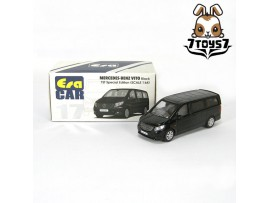 Era Car 1/64 Mercedes-Benz Vito 1st Special Ed_ Black Die-cast Model Car _ER010C