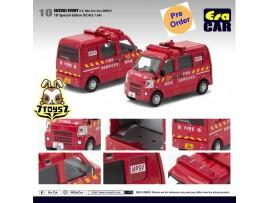 [Pre-order deposit] Era Car 1/35 Suzuki Every - 1st Special Ed - HK Mini Fire Van (MPSV)_ Diecast Model Car _ER006A