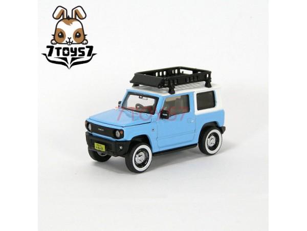 Era Car 1/64 Suzuki Jimny - 1st Special Ed - Baby Blue_ Diecast Model Car _ER005A