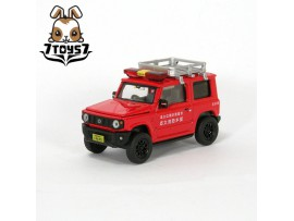 Era Car 1/64 Suzuki Jimny - Japan Fire Command Car_ Diecast Model Car _ER005D