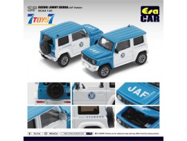 Era Car 1/64 Suzuki Jimny Sierra - JAF Version_ Diecast Model Car _ER013A