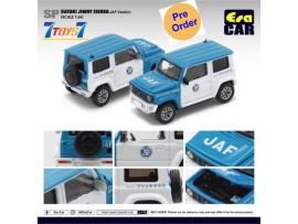 [Pre-order deposit] Era Car 1/64 Suzuki Jimny Sierra - JAF Version_ Diecast Model Car _ER013A